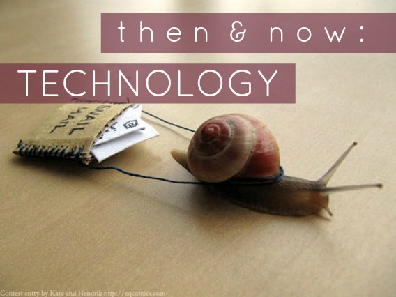 Then and Now: How Technology Has Changed Our Lives