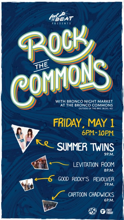 Rock the Commons 2015