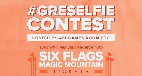 #GRESELFIE Contest @ Games Room (Bldg. 35-1110) | Pomona | California | United States