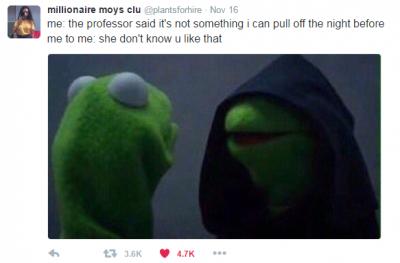 The Funniest Evil Kermit Memes