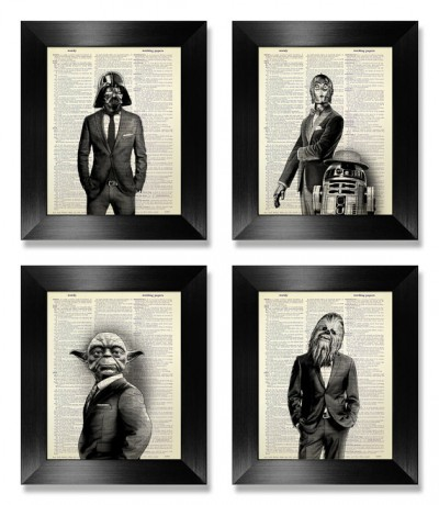 """10 Gifts for Your """"Star Wars"""" Lovin' Friend (Or Yourself)"""