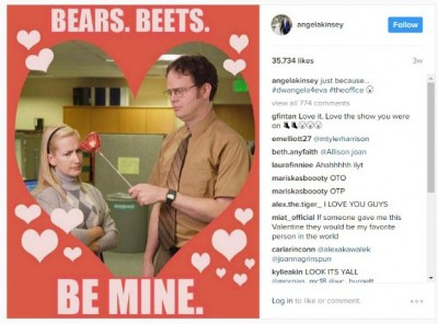 "The Cast of ""The Office"" and Their Nostalgic Social Media Accounts"