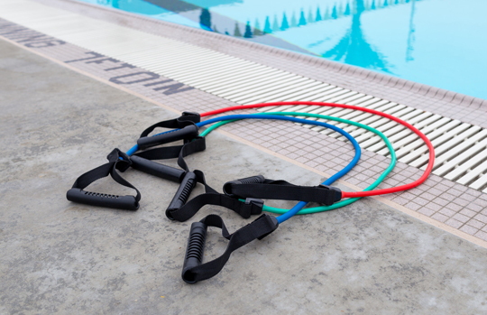 Aquatic Resistance Bands