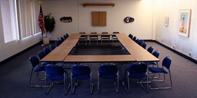 England Evans Board Room