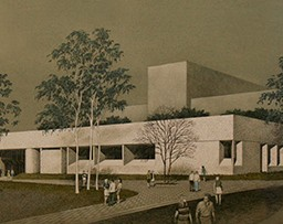 Rendering of the old BSC