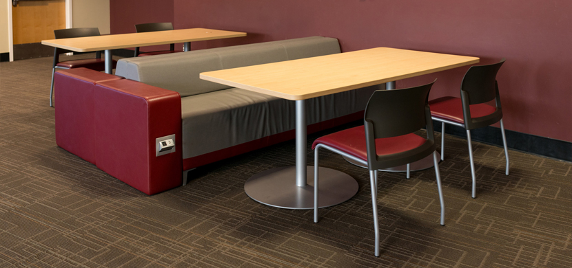 Solaris Study Lounge