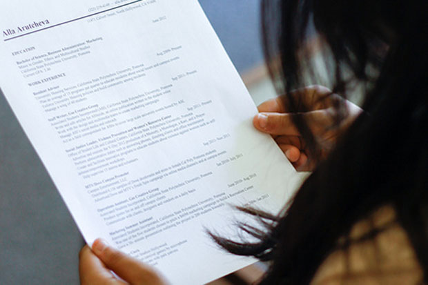 Top 5 resume do's and don'ts