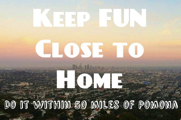The 5 Best Ways to Keep Fun Close to Home