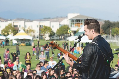 Behind the Scenes with Andy Grammer