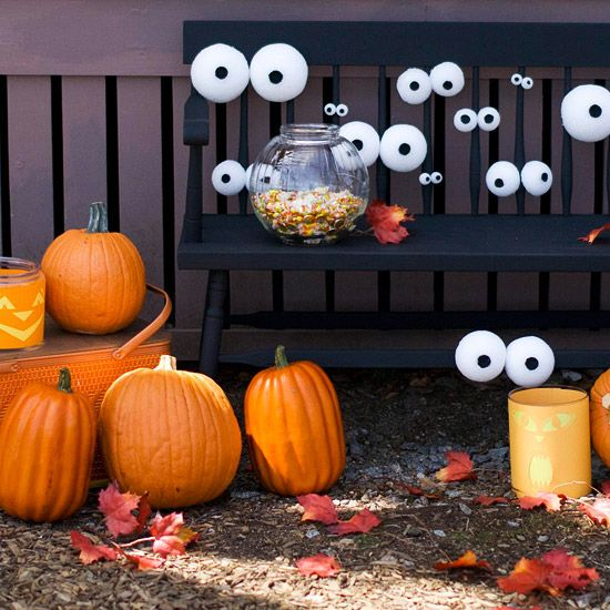 Last Minute Halloween DIY's and How-To's