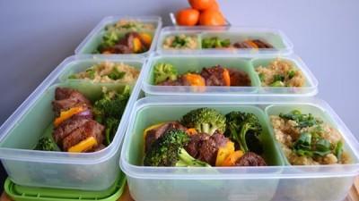 Benefits of #MealPrep