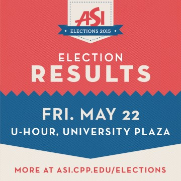 Election Results @ University Plaza