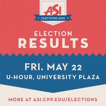 Election Results @ University Plaza
