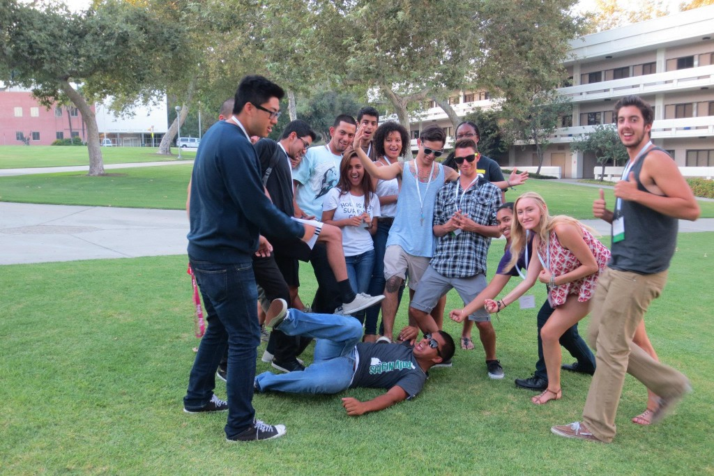 Why You Should Consider Being an Orientation Leader