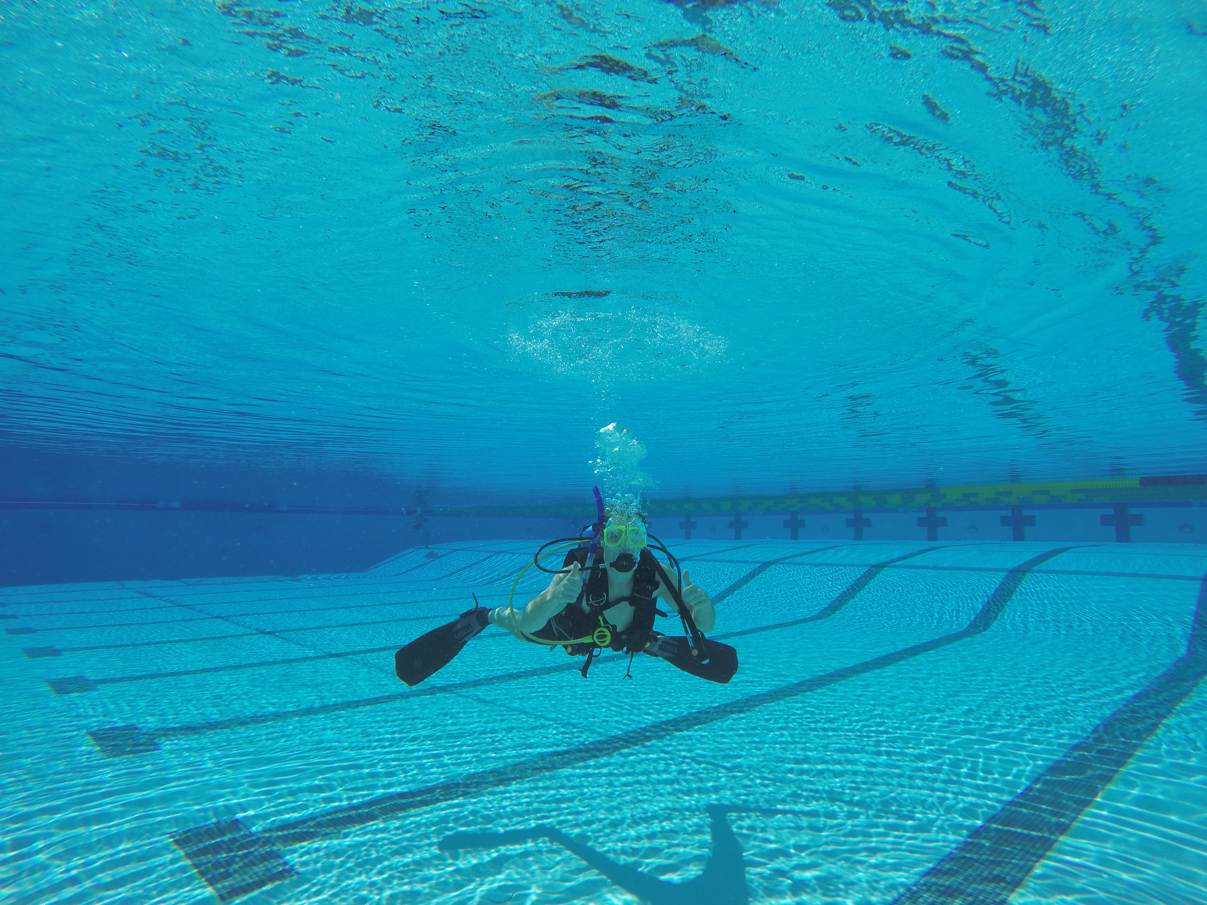 Bric Becomes Padi Certified The Campus Crop
