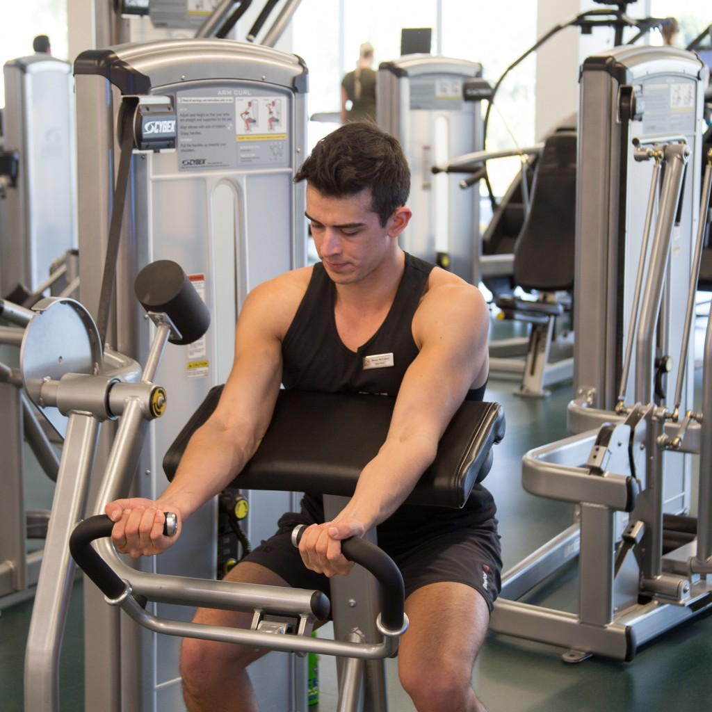 Beginner's Guide to Effective Strength Training at the BRIC