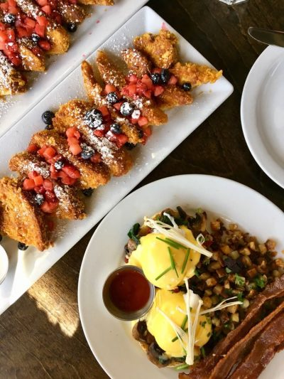 Brunch Spots Worth The Bucks