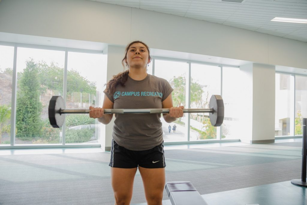 Campus Recreation Employee Finds A Home At The BRIC
