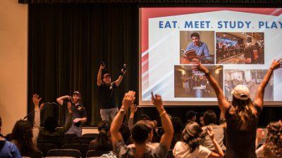 The Student Experience Wins Big At CSUnity