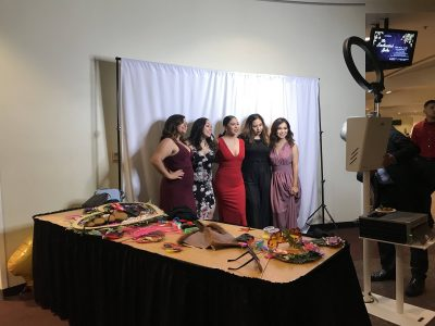 Students Dress Up and De-stress At The Enchanted Gala