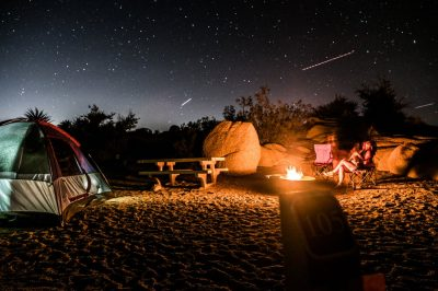 Set Up Camp At These Local Campsites