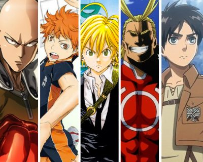 Five Series To Get You Into Anime