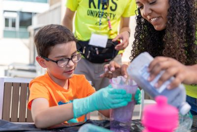 Kids University: Learning Together Even When Apart