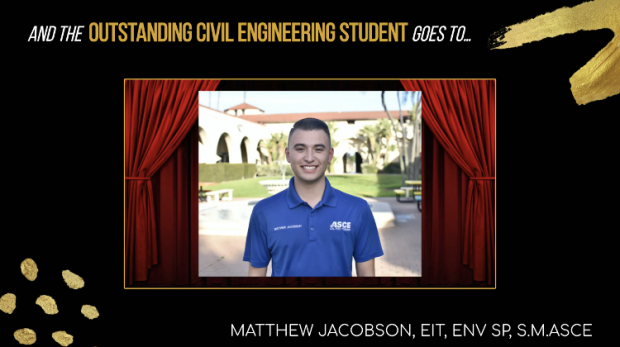 Outstanding Civil Engineer Student Award