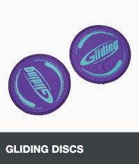 Two gliding discs