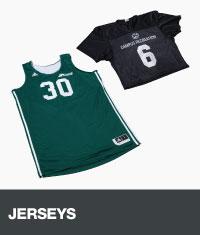 Basketball and football IM Sports jerseys