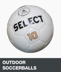 Outdoor soccerball