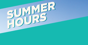 BRIC Summer Hours