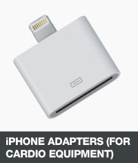 iphone adapter for cardio equipment