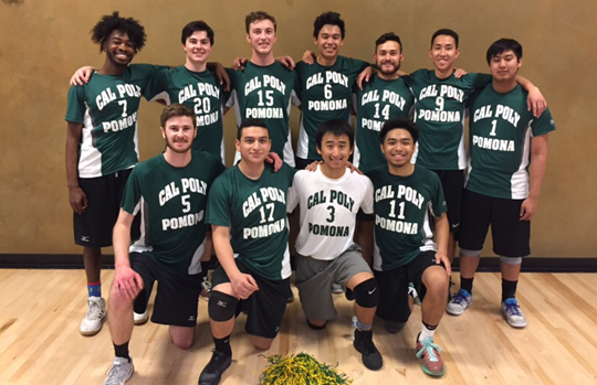 Men's Volleyball Sport Club team