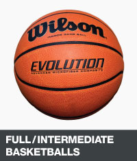 Full/Intermediate basketballs