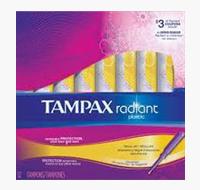 Tampon box