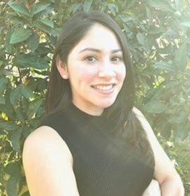 Portrait of Alejandra Gomez