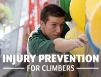 Injury Prevention for Climbers