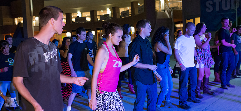 Bronco events activities team asi cal poly pomona students dancing social activities publicscrutiny Images