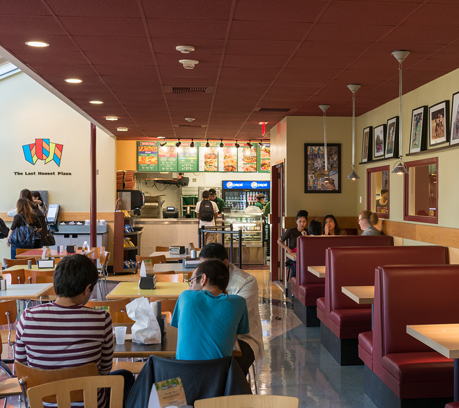 Food Court Asi Cal Poly Pomona