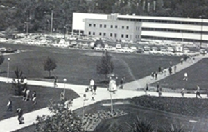 Photo of an ASI building from 1939