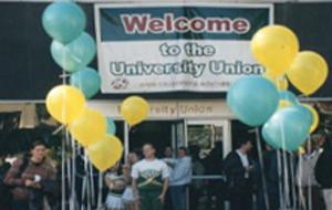 New University Union building