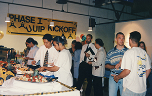 Students at an ASI thrown event