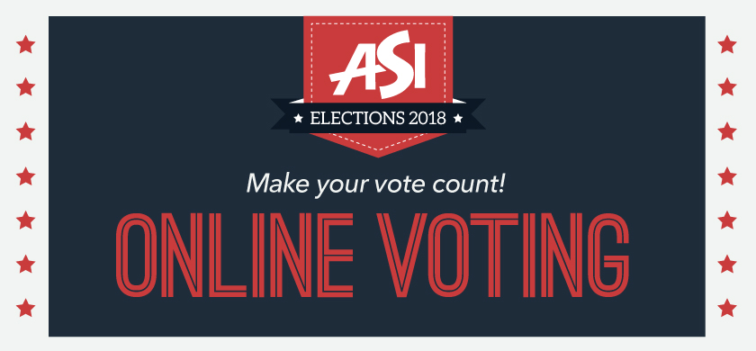 ASI Elections Online Voting