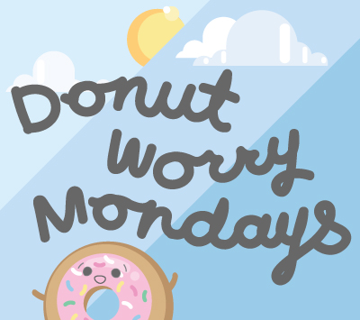 Donut Worry Mondays artwork