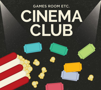 Games Room Etc. Cinema Club artwork