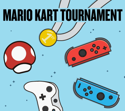 Mario Kart Tournament artwork