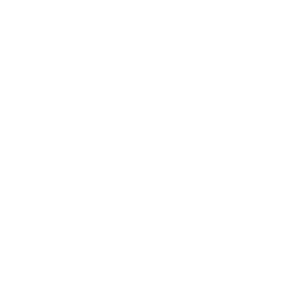 Airplane flying across globe icon