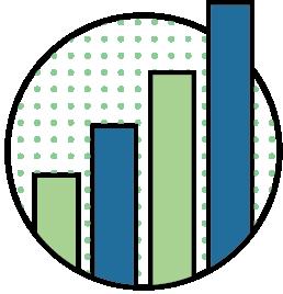 illustration of a bar graph