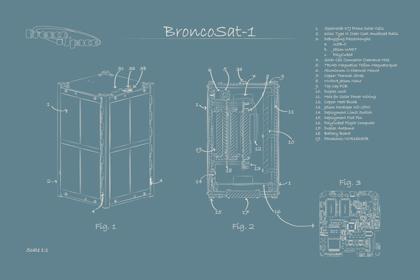 BroncoSat-1 Blueprint